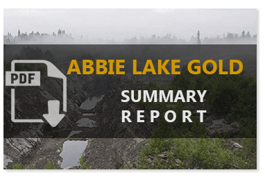 Abbie Lake Gold -Summary Report