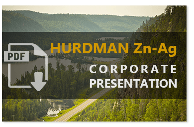 Hurdman Zinc-Silver Corporate Presentation
