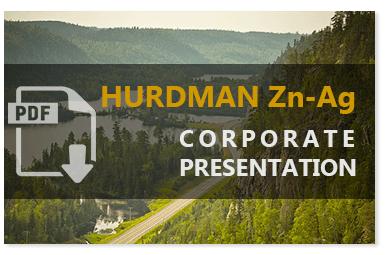 Hurdman Zinc-Silver Corporate Presentation