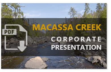 Macassa Creek Corporate Presentation