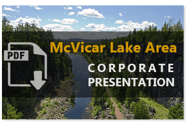McVicar Lake Corporate Presentation