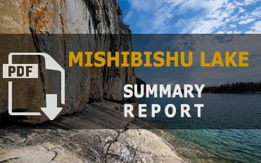 Mishibishu Lake - Summary Report